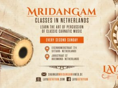 Layavathiya School of Mridangam CLASSES